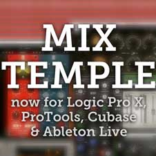 Mix Temple - Mix Templates for your DAW - Mixed by Marc Mozart