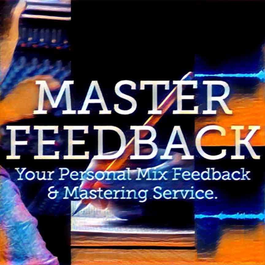 master feedback mastering service